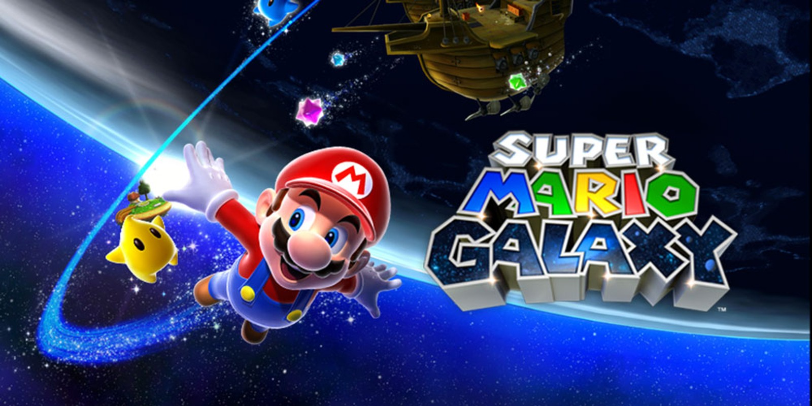 Image result for mario galaxy