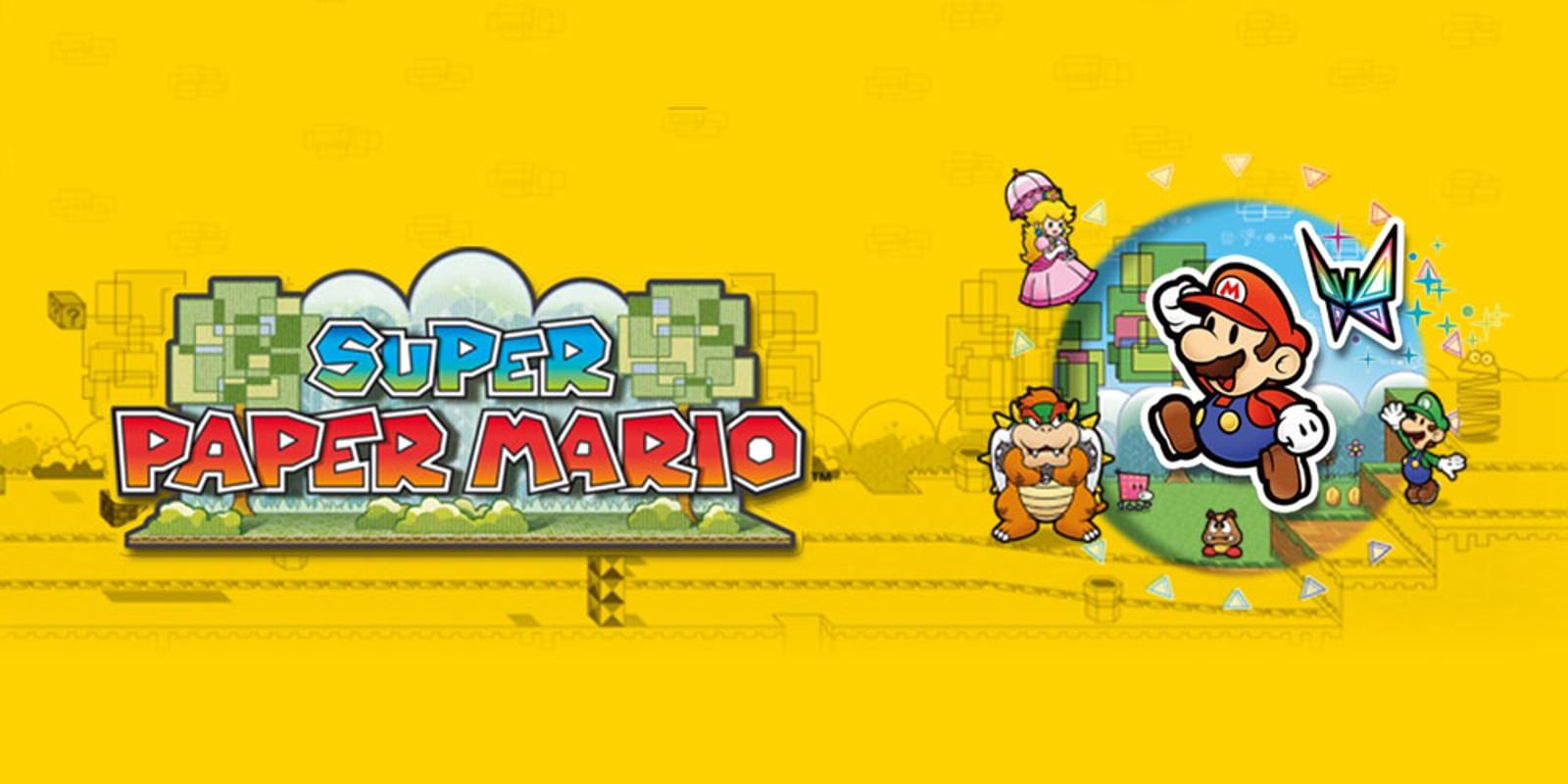 Super Paper Mario | Wii | Games | Nintendo