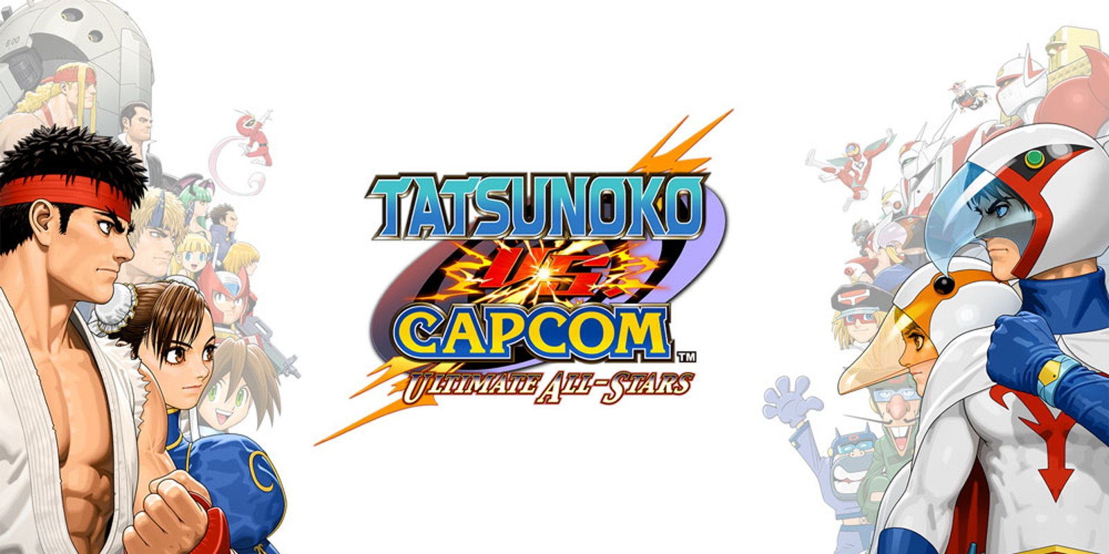 Image result for tatsunoko vs capcom