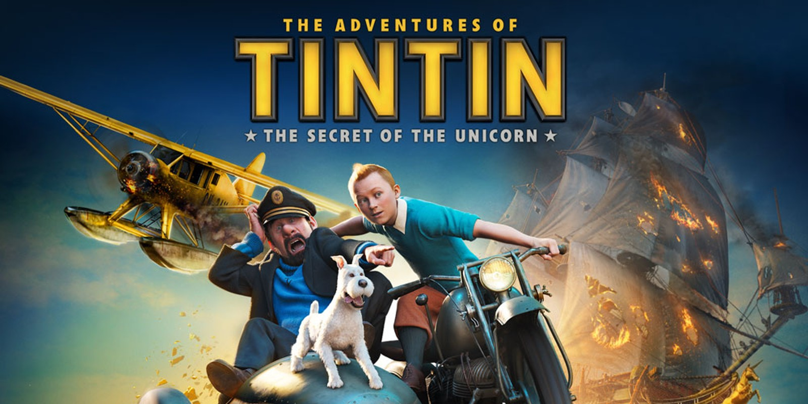 The Adventures of Tintin: The Secret of the Unicorn - The ...