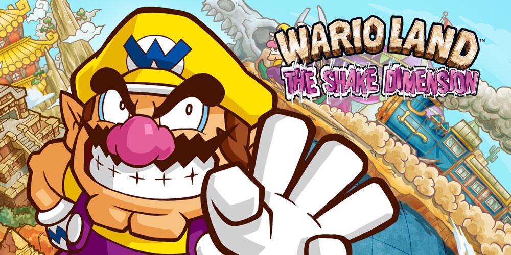 Wario Land The Shake Dimension Wii Games Nintendo