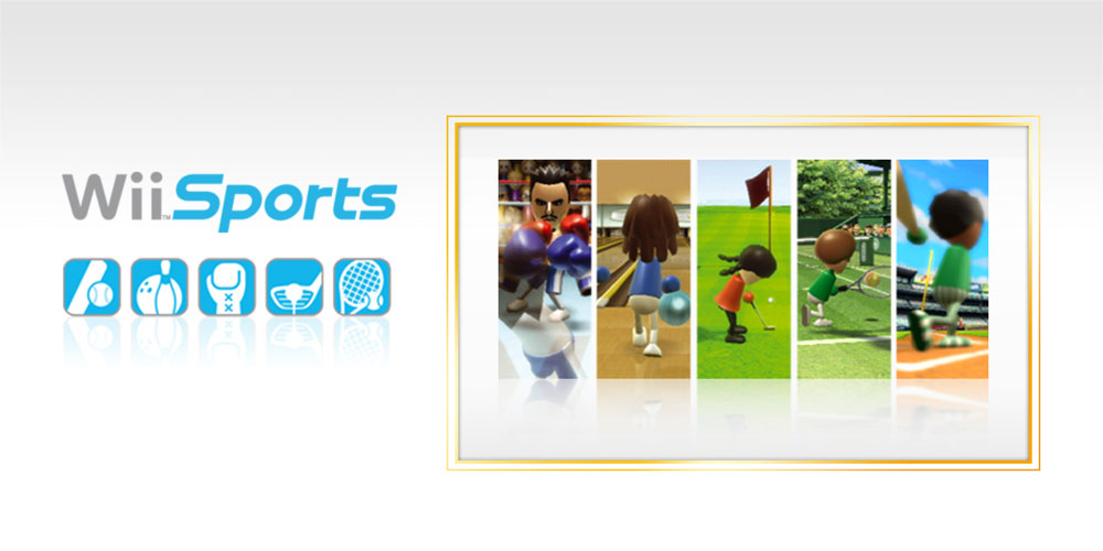 Wii And Wii U Games : Wii sports games nintendo