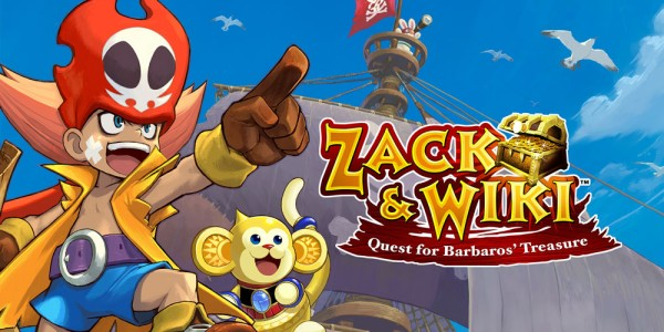 Zack and Wiki: Quest for Barbaros' Treasure