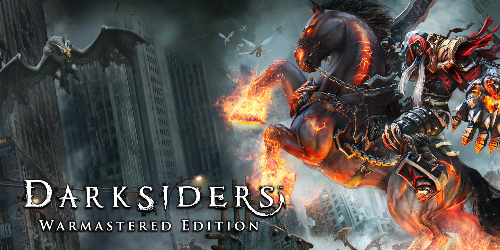 darksiders warmastered edition wii u games nintendo