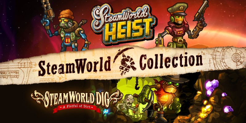 Nintendo eShop Selects: SteamWorld Collection