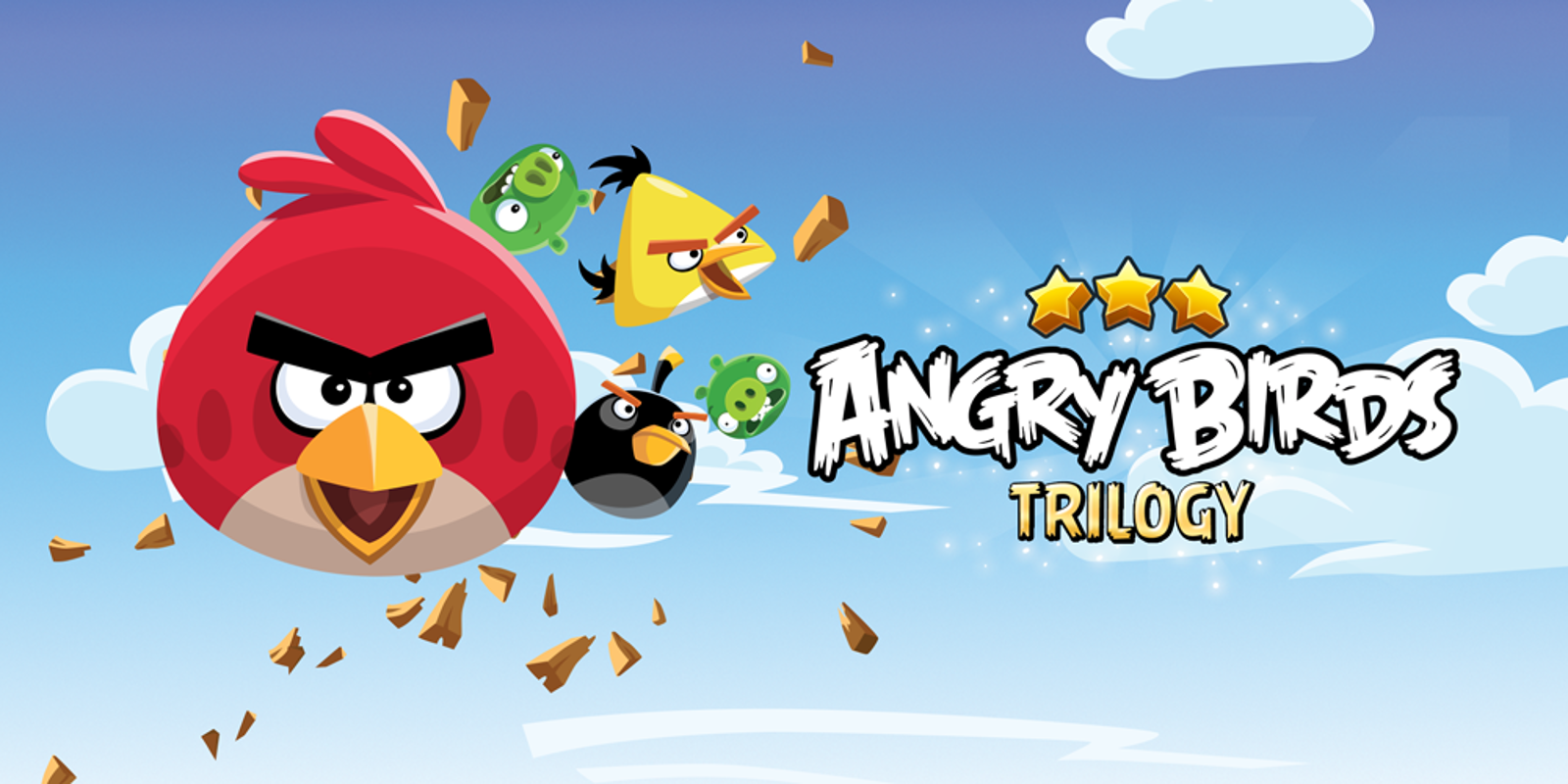 6ab712657 Angry Birds™ Trilogy | Nintendo 3DS | Games | Nintendo