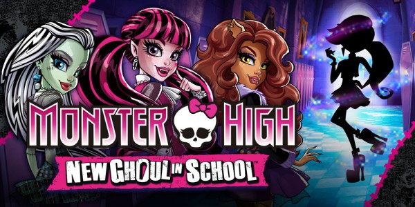 Monster High New Ghoul in School™