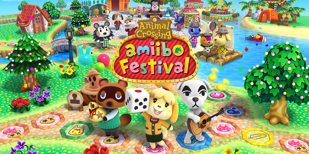 Animal crossing wii u release date