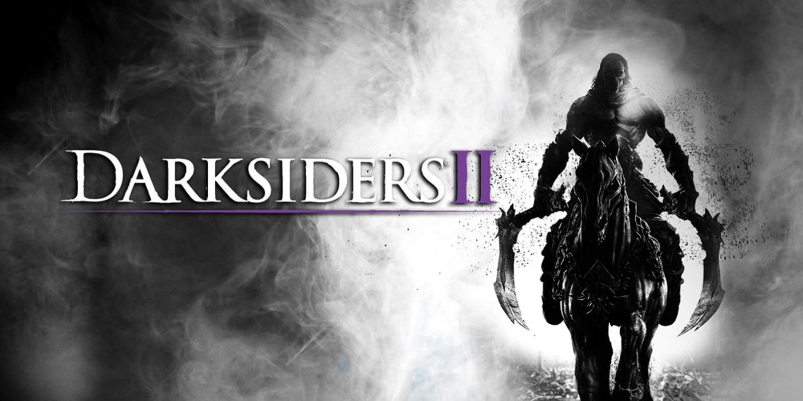 Darksiders II   Wii U   Games   Nintendo