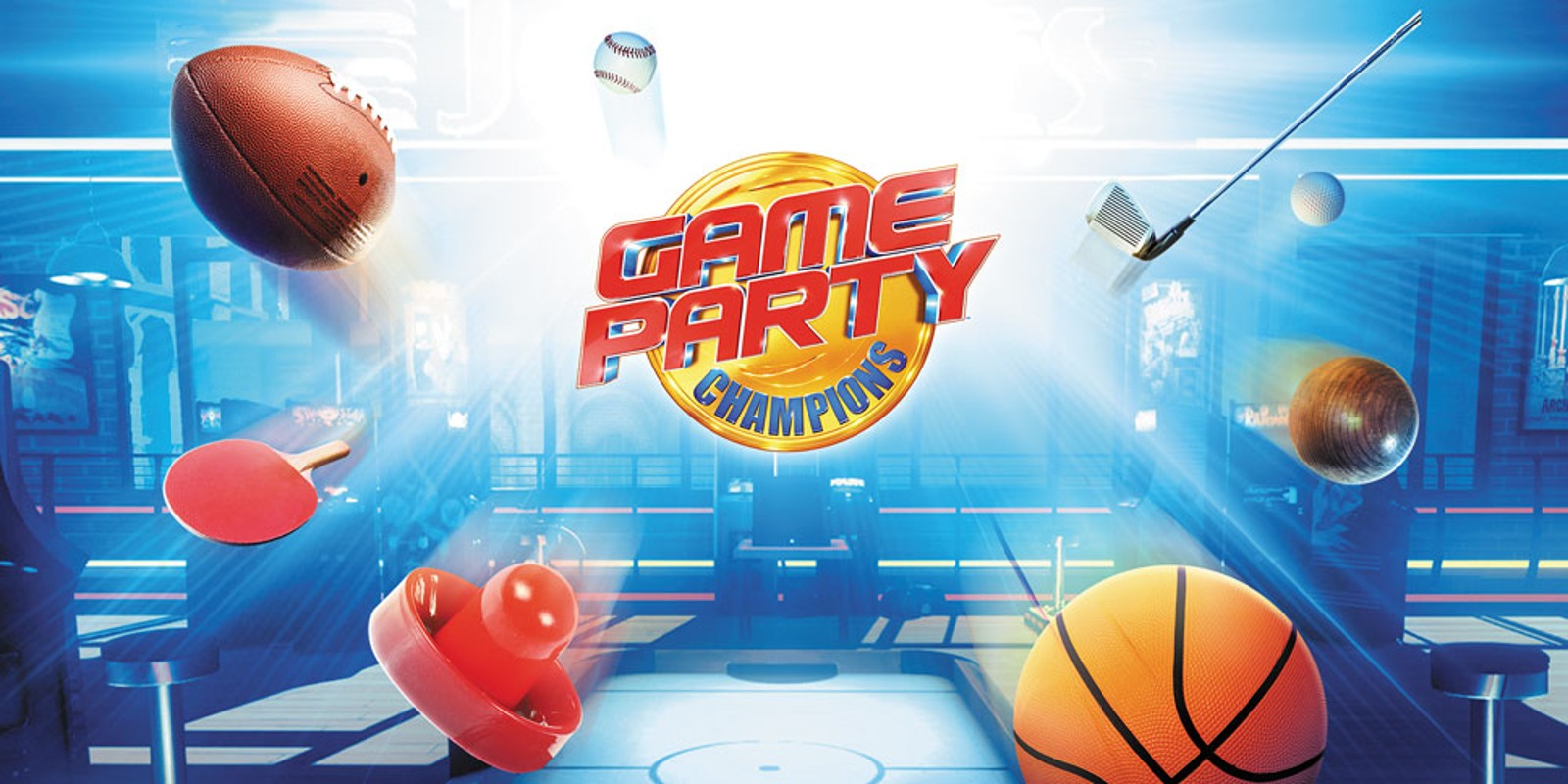 Nintendo Wii U Games : Game party champions wii u games nintendo