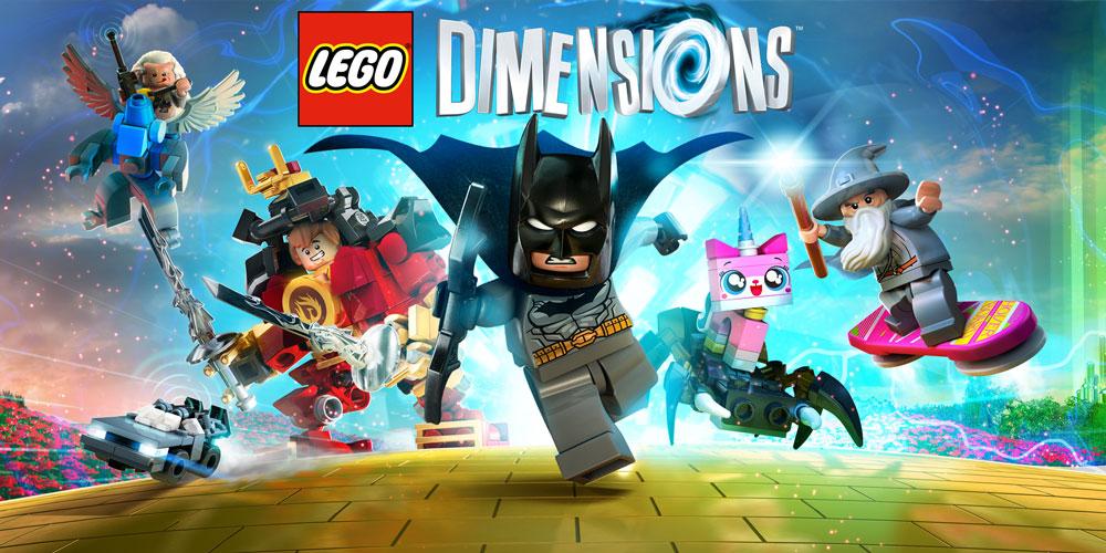 Lego Wii U Games : Lego dimensions wii u games nintendo