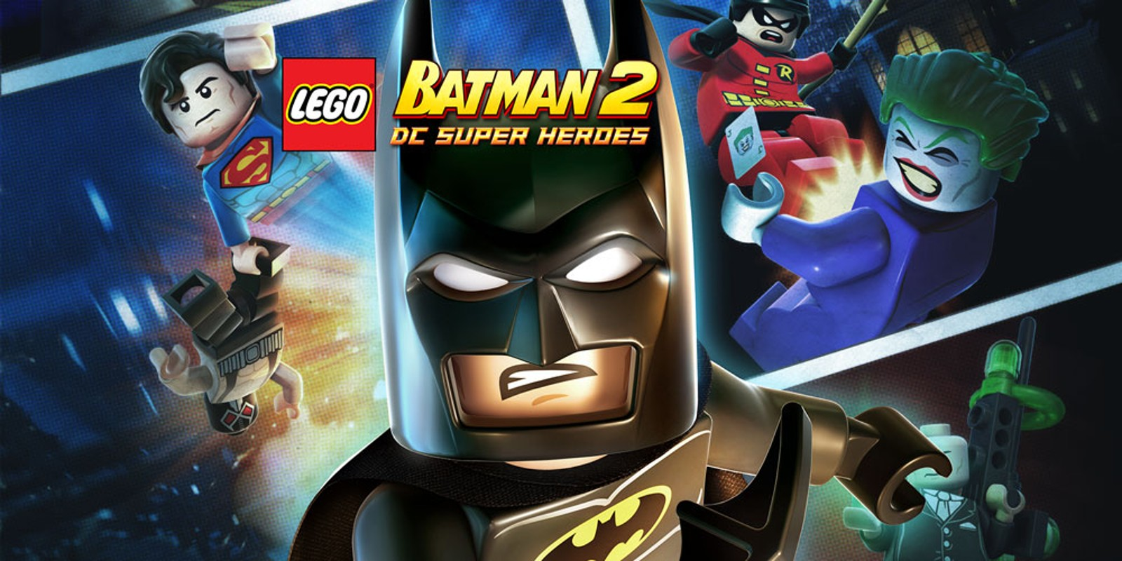 LEGO® BATMAN 2: DC Super Heroes