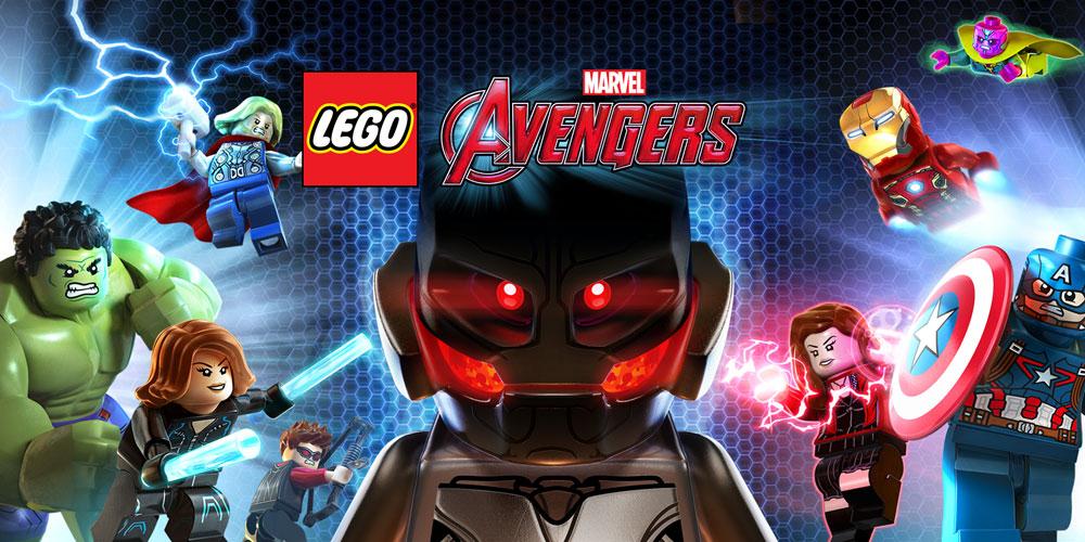 Lego Wii U Games : Lego marvel avengers wii u games nintendo