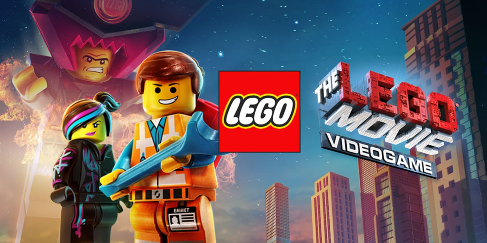 the lego174 movie videogame wii u games nintendo