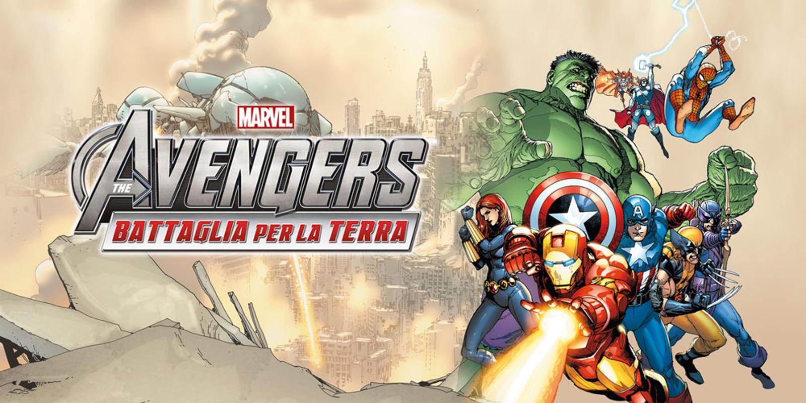 promo code f03f3 7637c Marvel Avengers™: Battaglia per la Terra | Wii U | Giochi ...