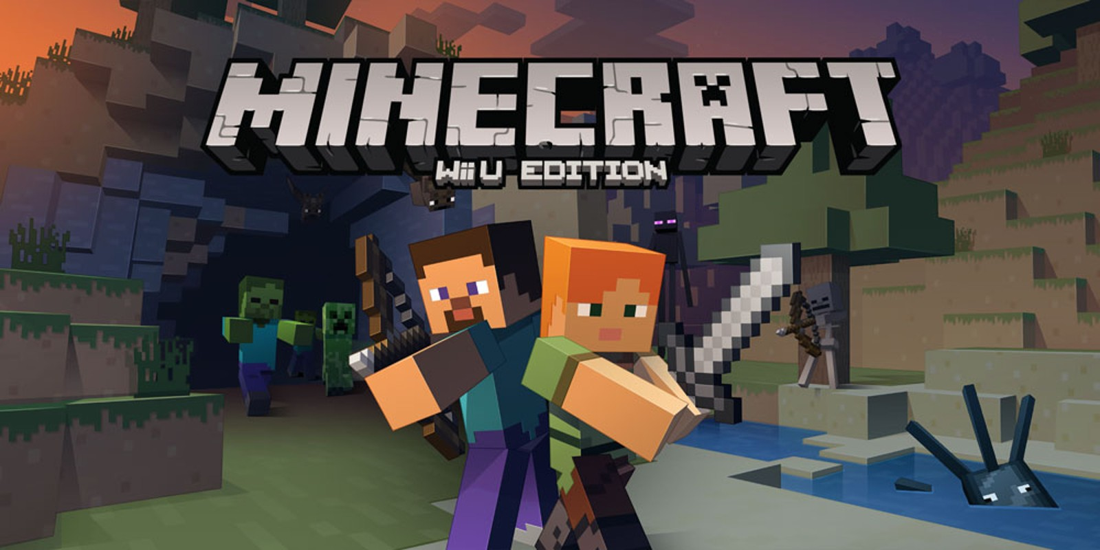 Minecraft Wii U Edition Wii U Download Software Games Nintendo - Minecraft online spielen kostenlos download
