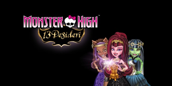 Monster High™ 13 Desideri