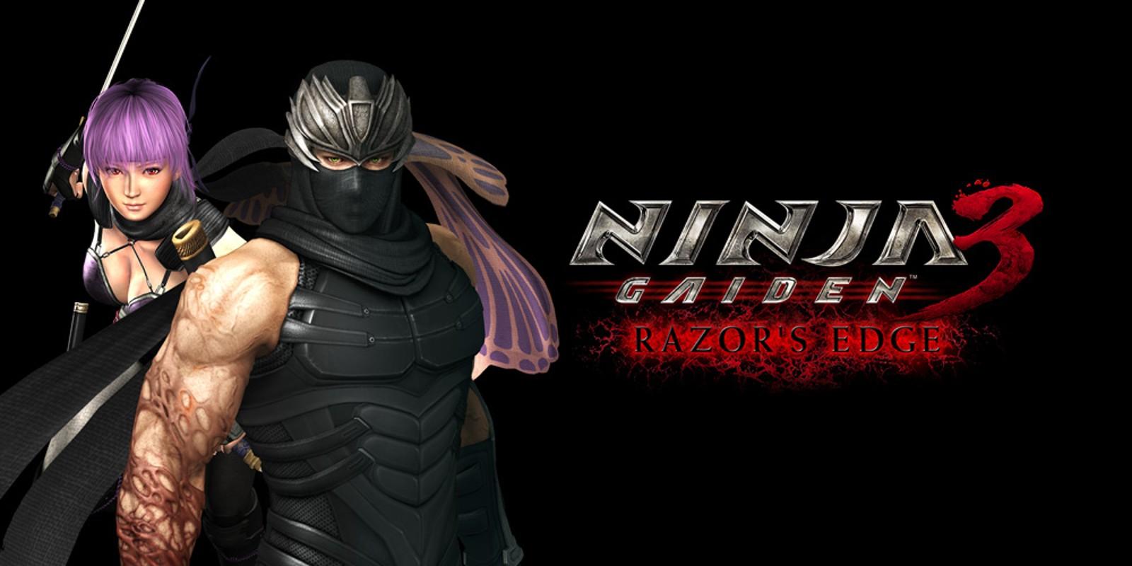 Ninja Gaiden 3 Razor S Edge Wii U Games Nintendo