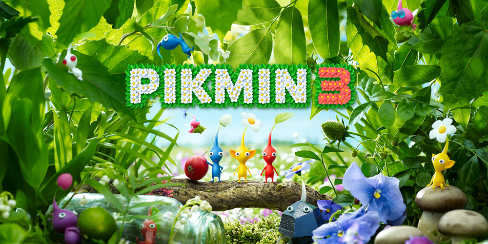 Image result for Pikmin 3