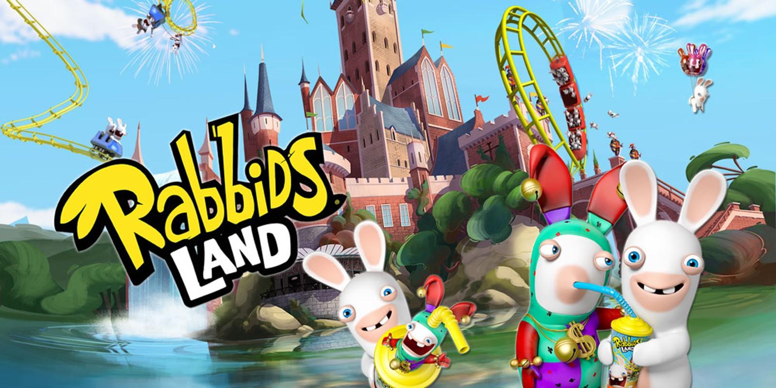 Rabbids Land Wii U Juegos Nintendo
