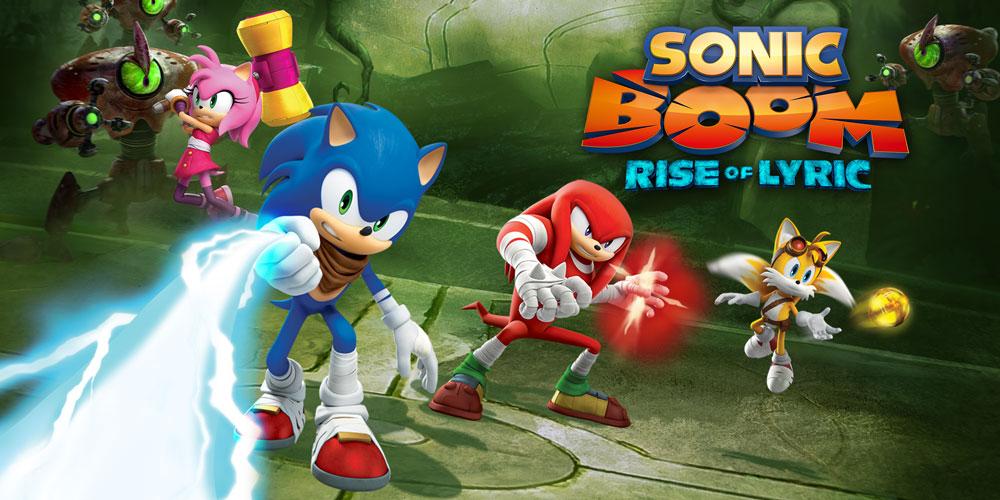 Sonic Boom: Rise of Lyric | Wii U | Games | Nintendo