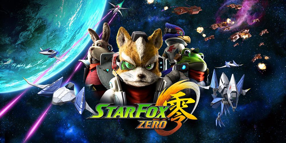 Resultado de imagen de star fox zero