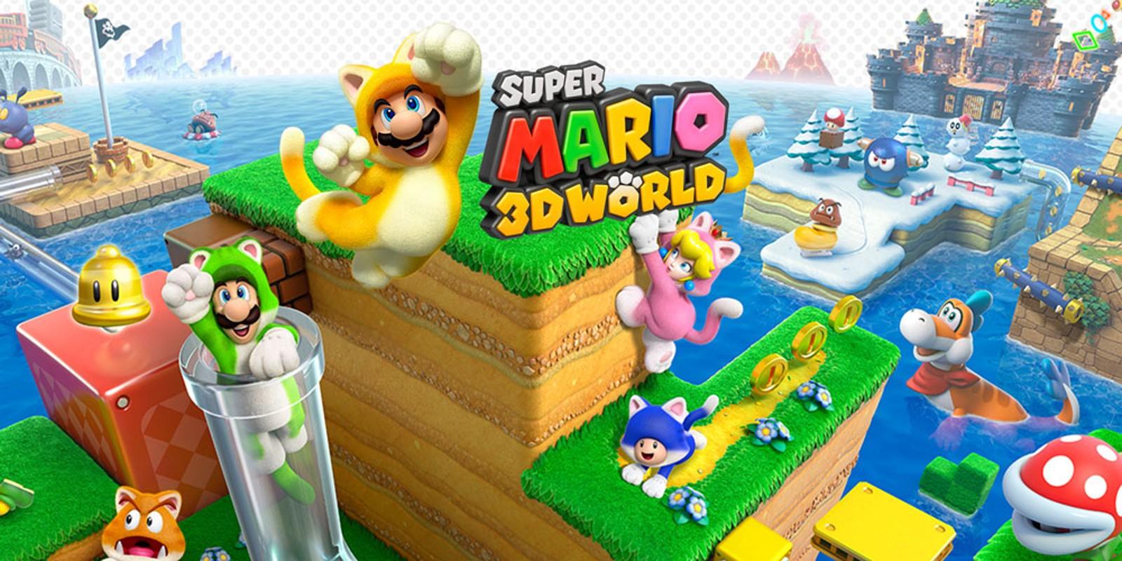 SUPER MARIO 3D WORLD | Wii U | Games | Nintendo