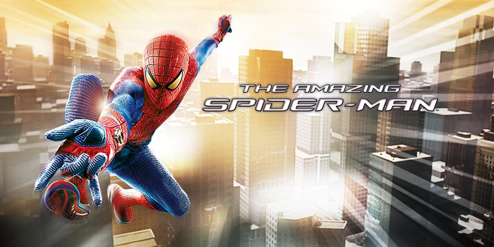 descargar juego spiderman the amazing