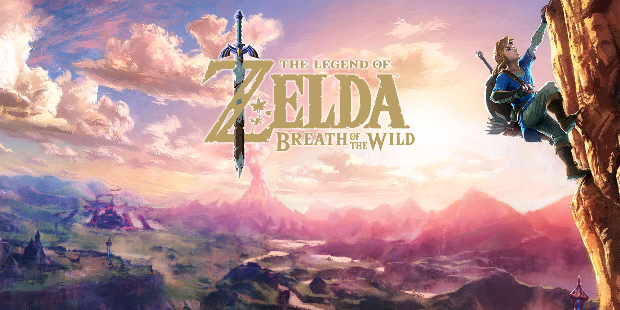 Equip yourself for adventure at our updated The Legend of Zelda: Breath of the Wild website