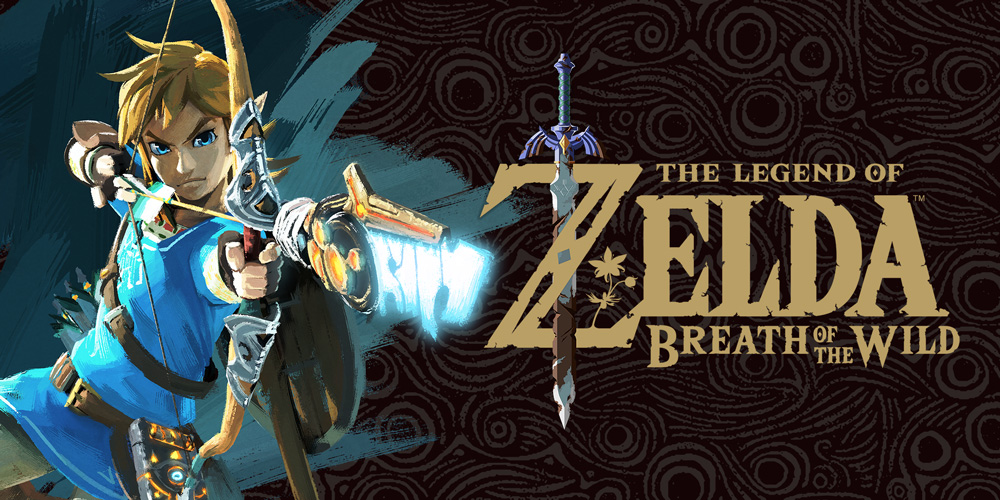 На выставке E3 представлена The Legend of Zelda: Breath of the Wild!