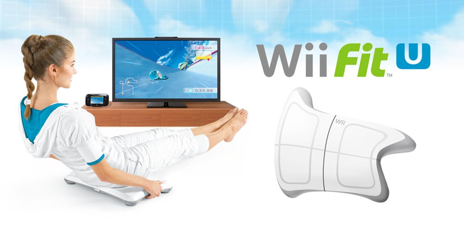 Wii Fit U | Wii U | Games | Nintendo