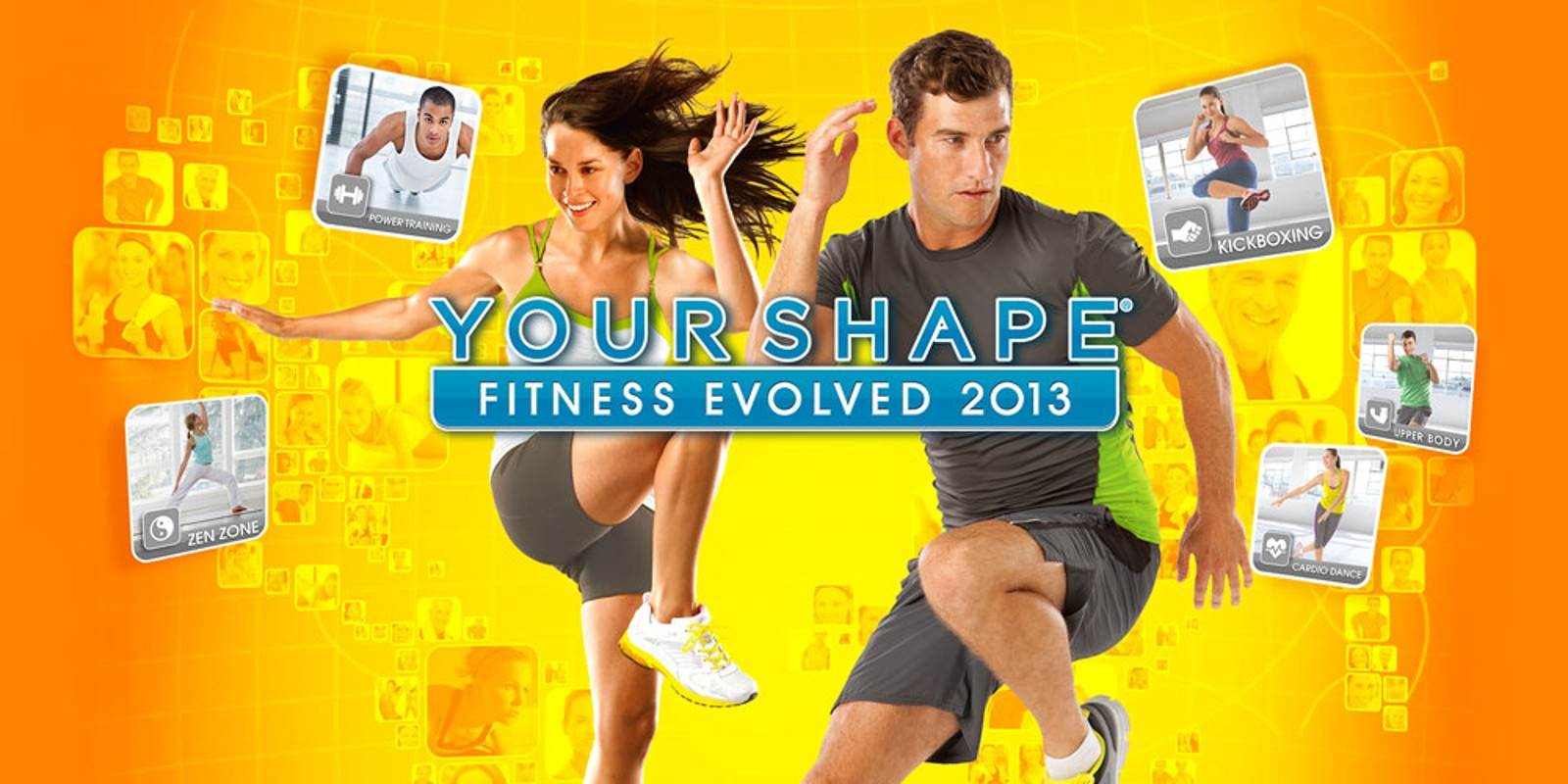 Your Shape®: Fitness Evolved 2013
