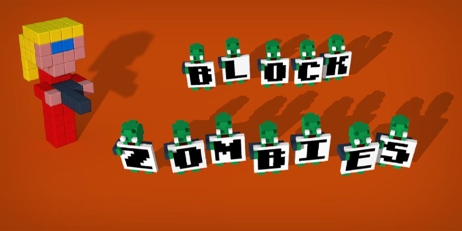 Block Zombies Programas Descargables Wii U Juegos Nintendo