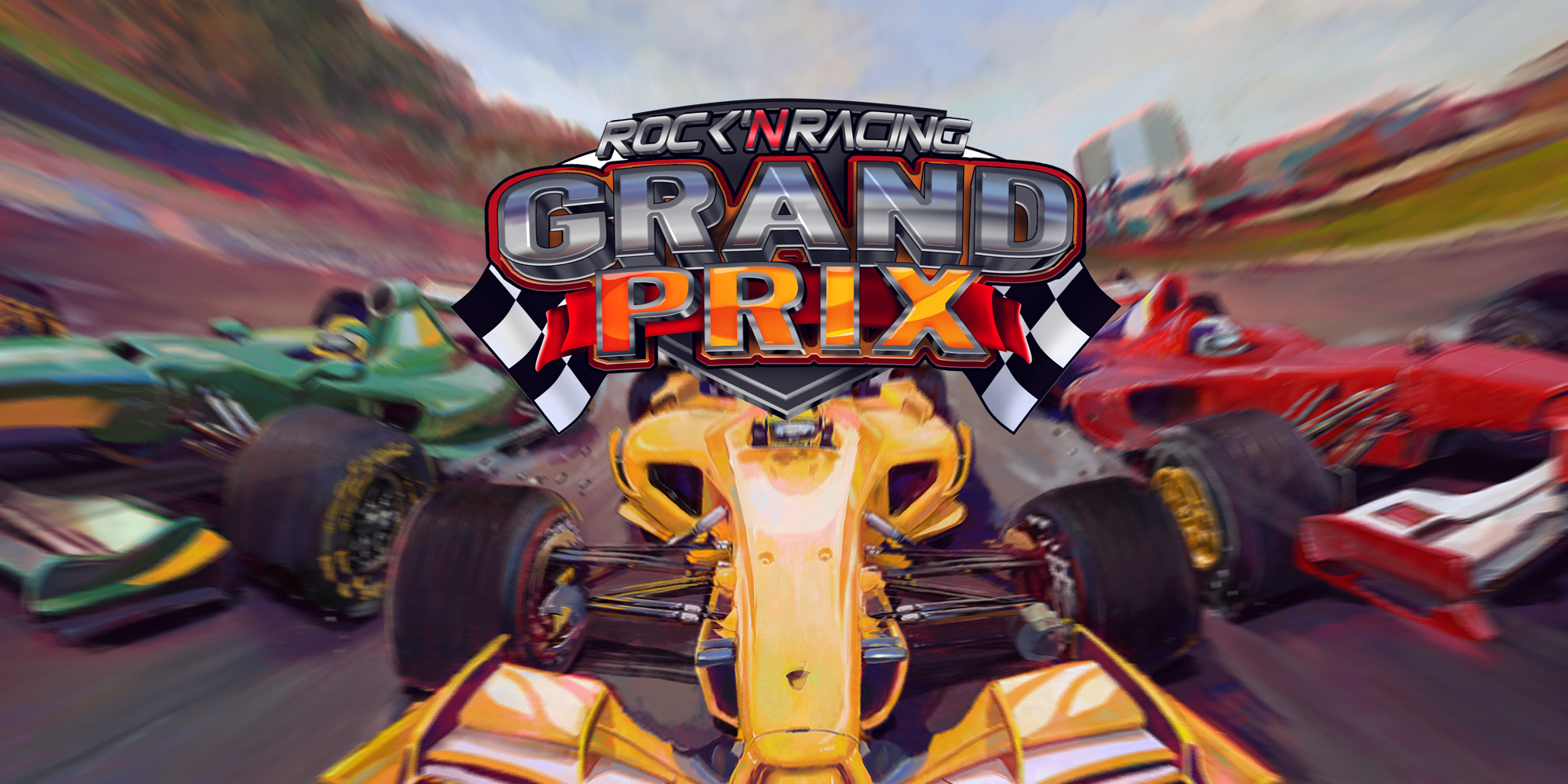 grand prix rock 39 n racing wii u download software games nintendo. Black Bedroom Furniture Sets. Home Design Ideas