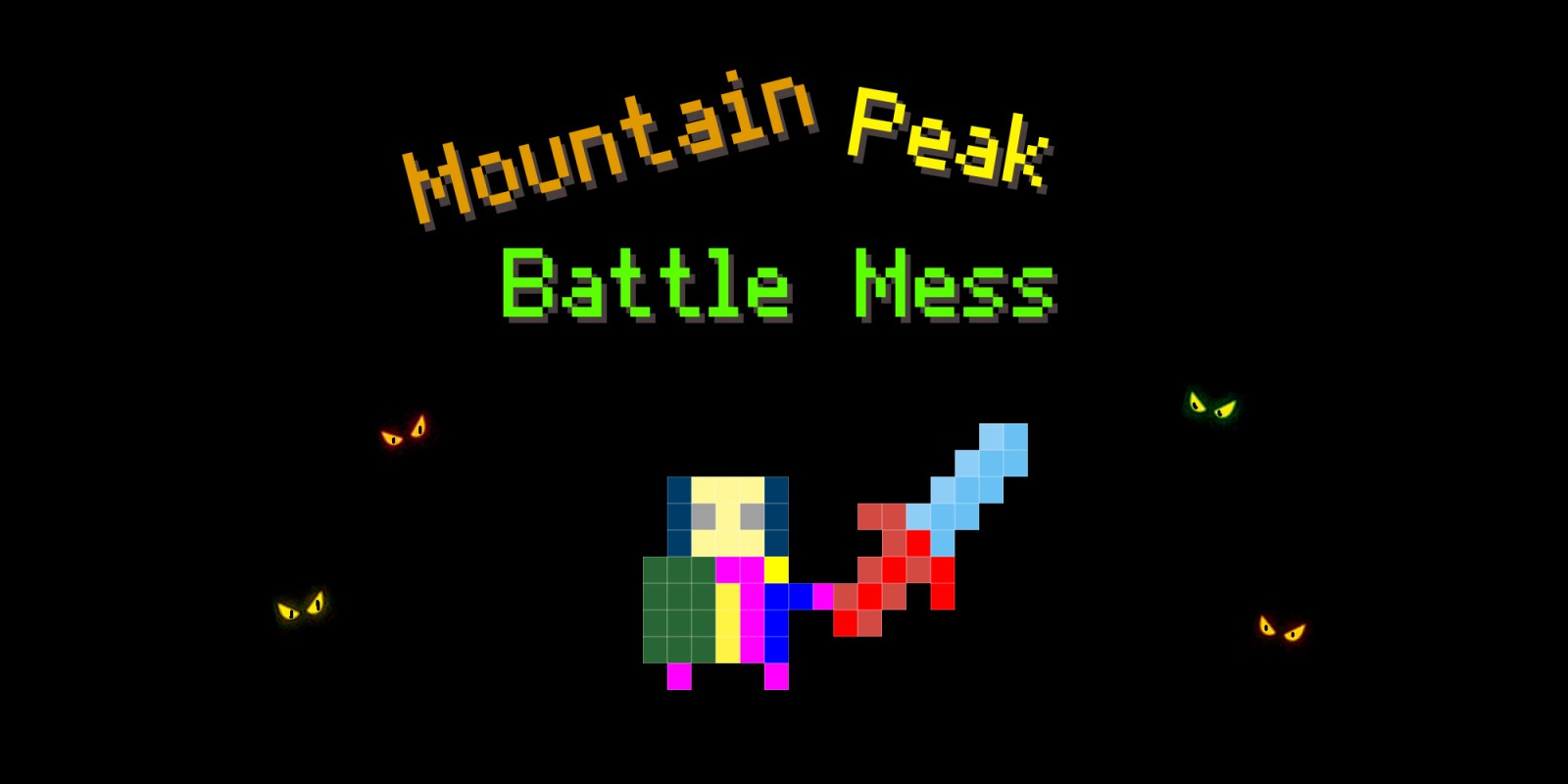 Mountain Peak Battle Mess