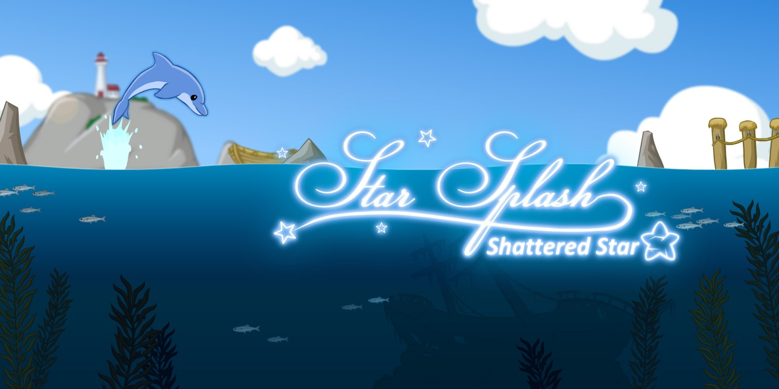 Star Splash: Shattered Star