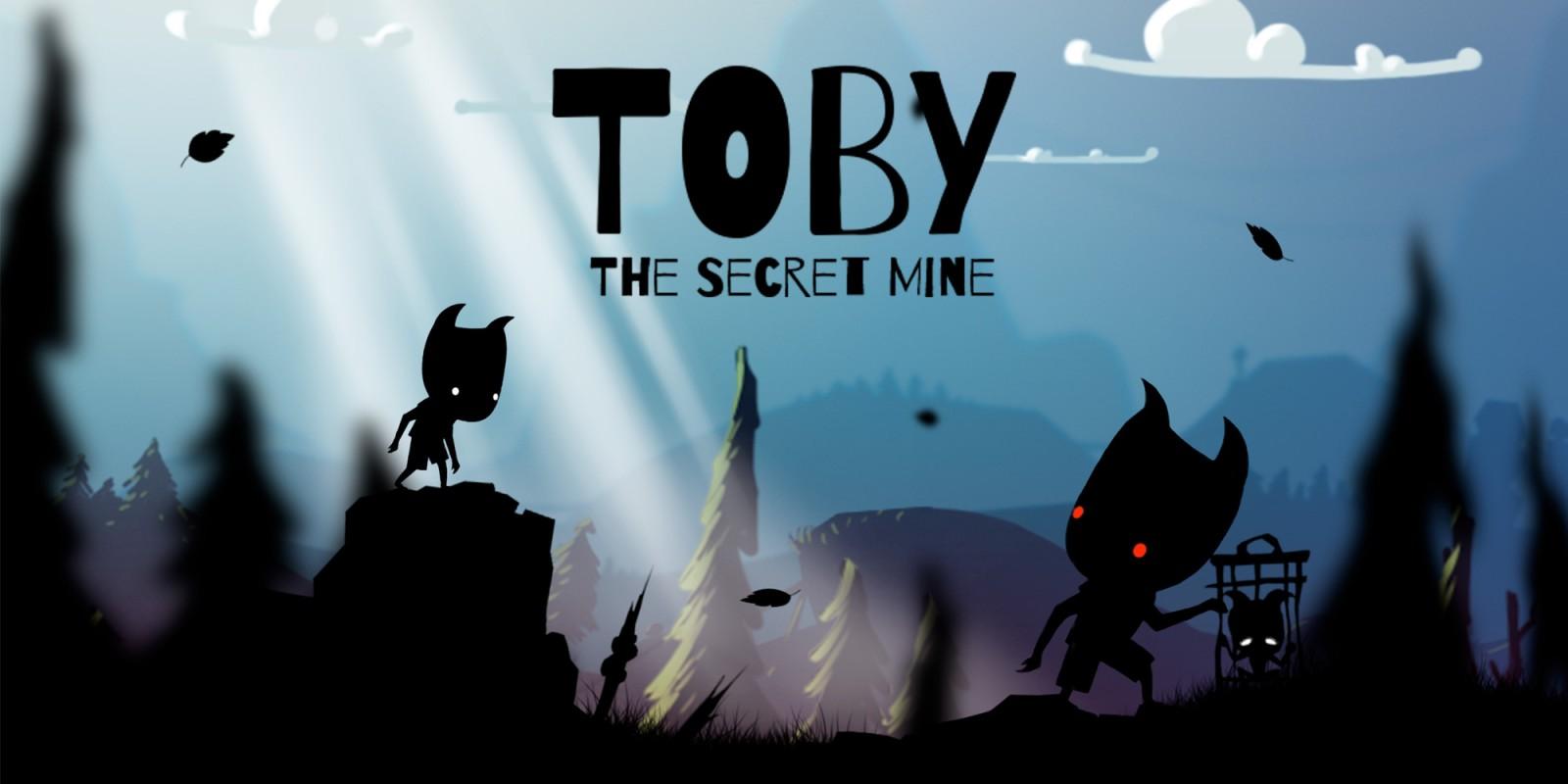 Resultado de imagen de toby: the secret mine nintendo switch