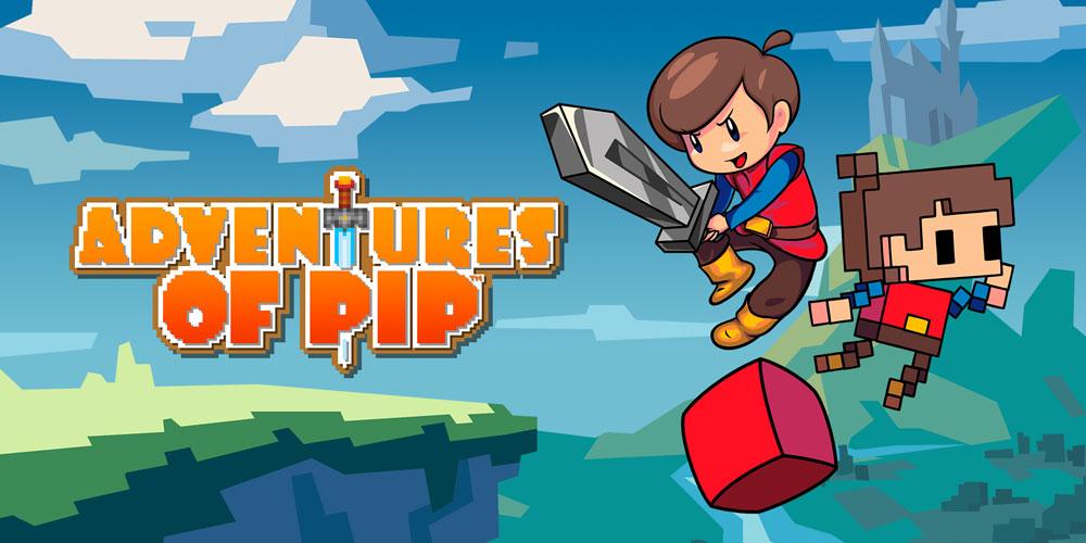 Wii U Downloadable Games : Adventures of pip™ wii u download software games
