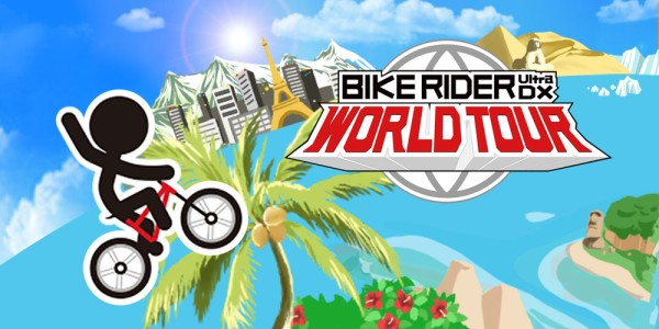Bike Rider UltraDX - WORLD TOUR