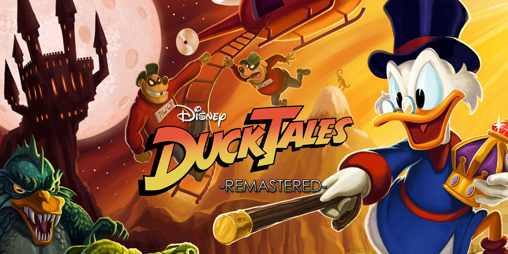 DuckTales Remastered Wii U Download Software Games