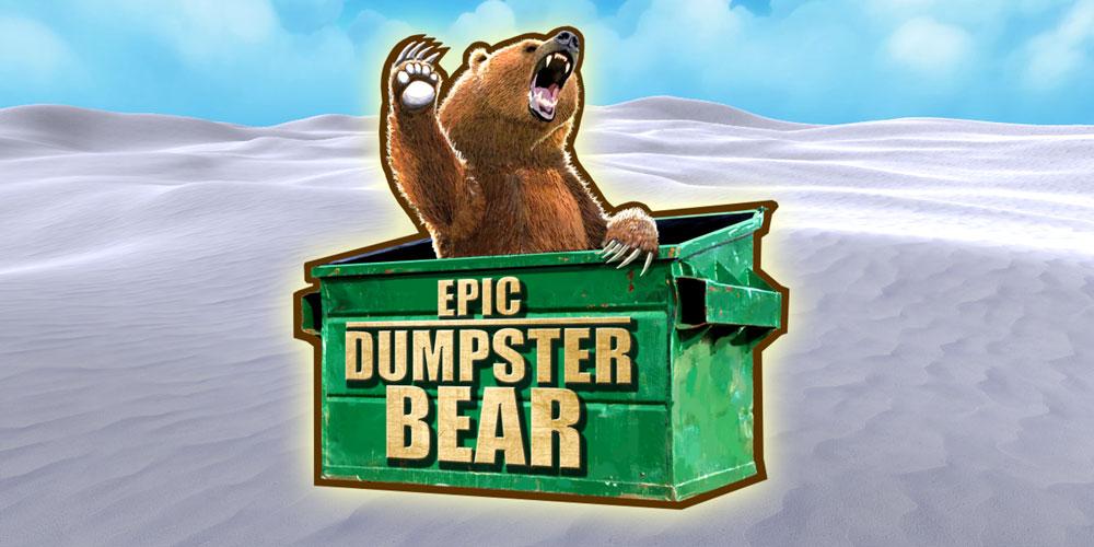Epic Dumpster Bear | Wii U download software | Games ...