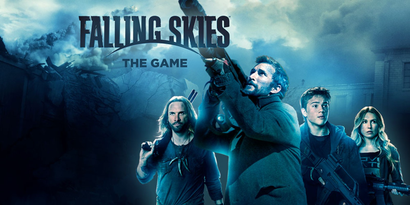 Falling skies the game wii u download software games nintendo falling skies the game voltagebd Images