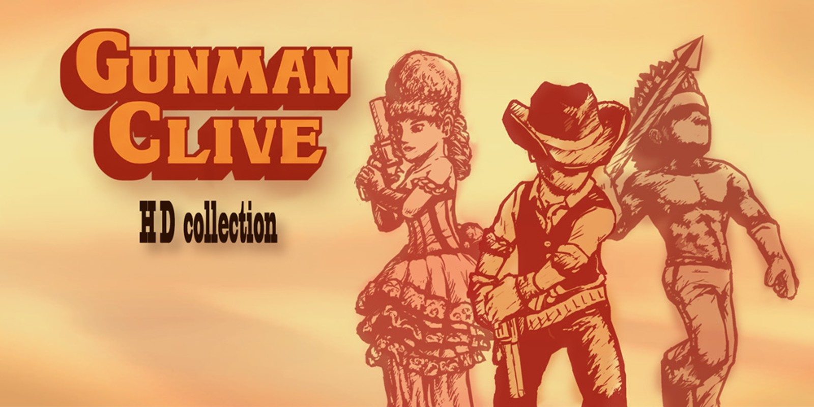 Resultado de imagen de Gunman clive collection Switch nintendo