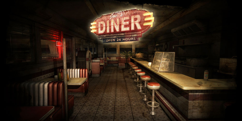 Joes Diner Wii U Download Software Games Nintendo