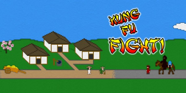 Kung Fu FIGHT!