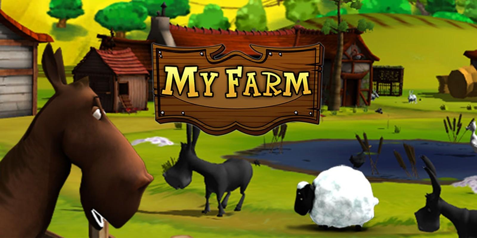 My Farm | Wii U download software | Games | Nintendo