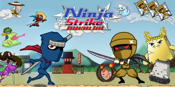 Ninja Strike™: Dangerous Dash