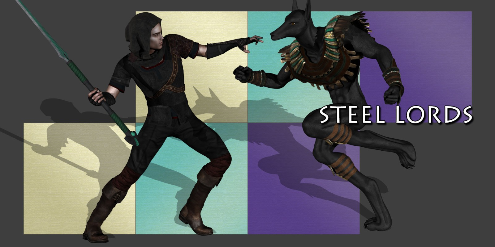 STEEL LORDS