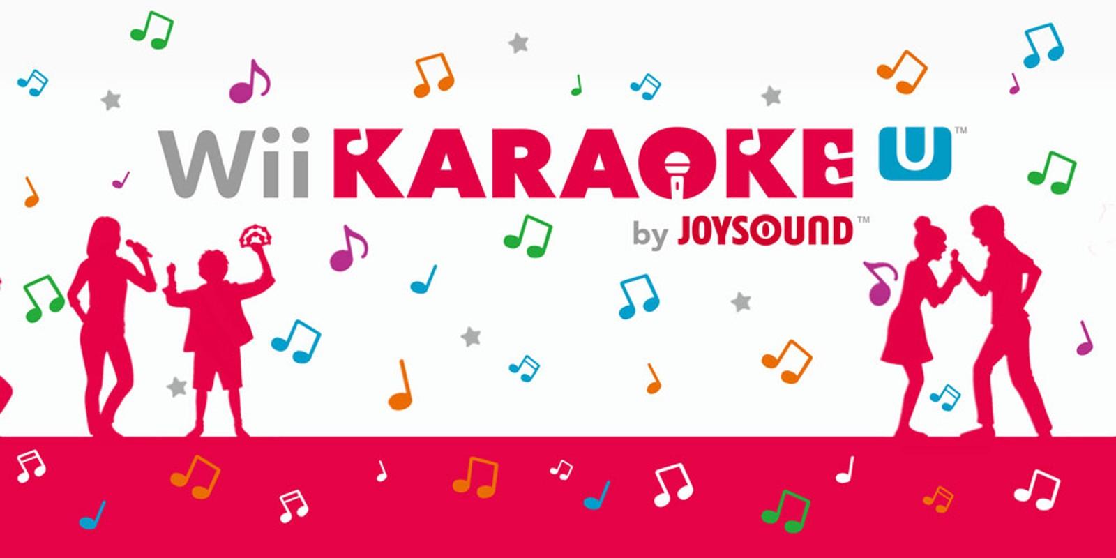 Wii Karaoke U by JOYSOUND | Wii U download software | Games | Nintendo