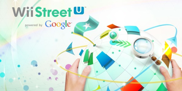 Wii Street U powered by Google